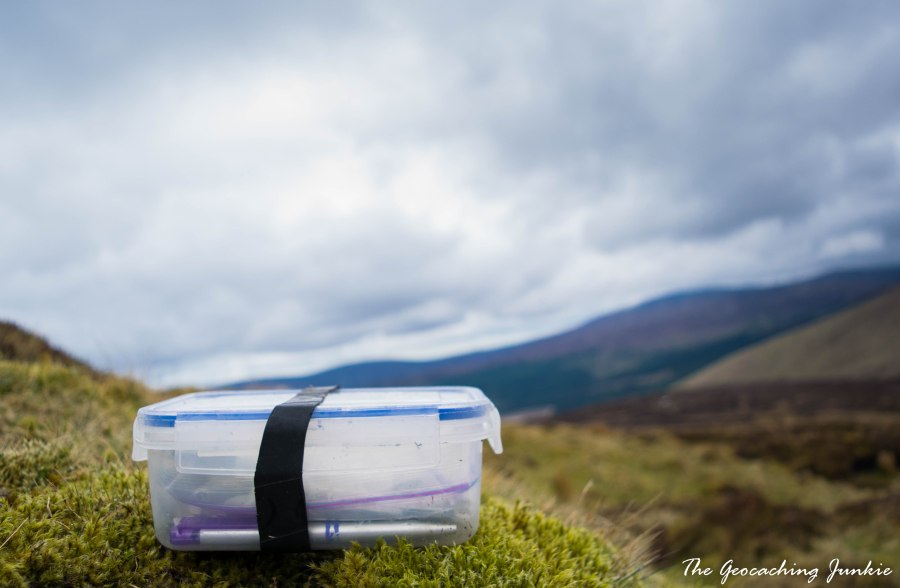 Turlough Hill geocache