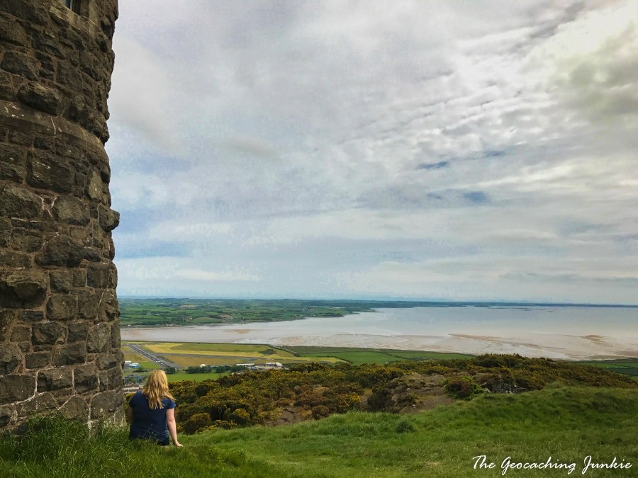 Scrabo Tower - The Geocaching Junkie
