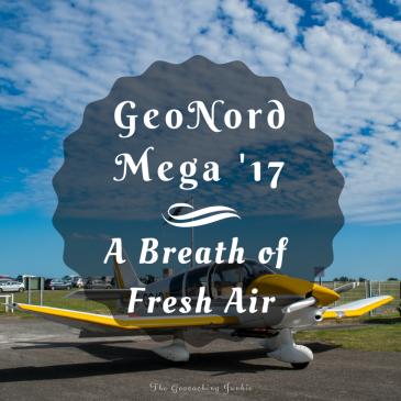 GeoNord Mega 2016: A Breath of Fresh Air | The Geocaching Junkie