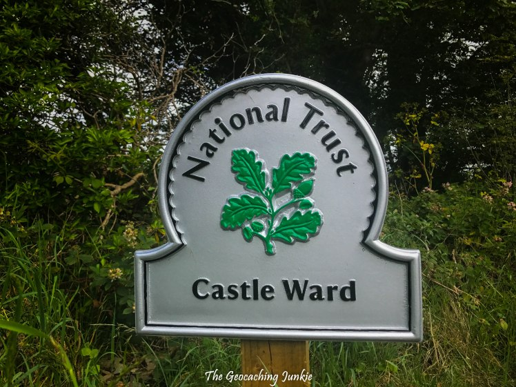 Castle Ward NT sign