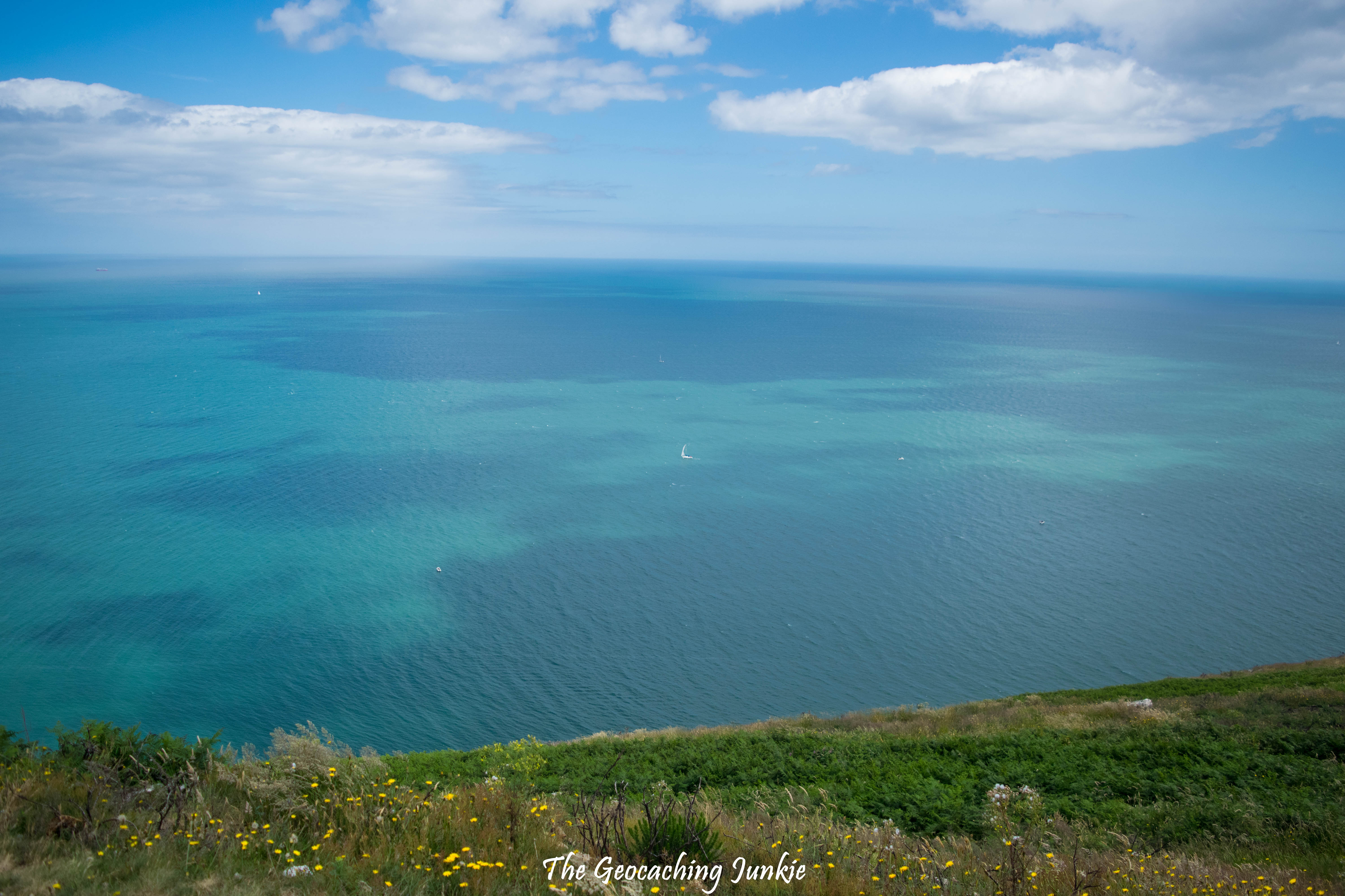 Sea from Bray Head_