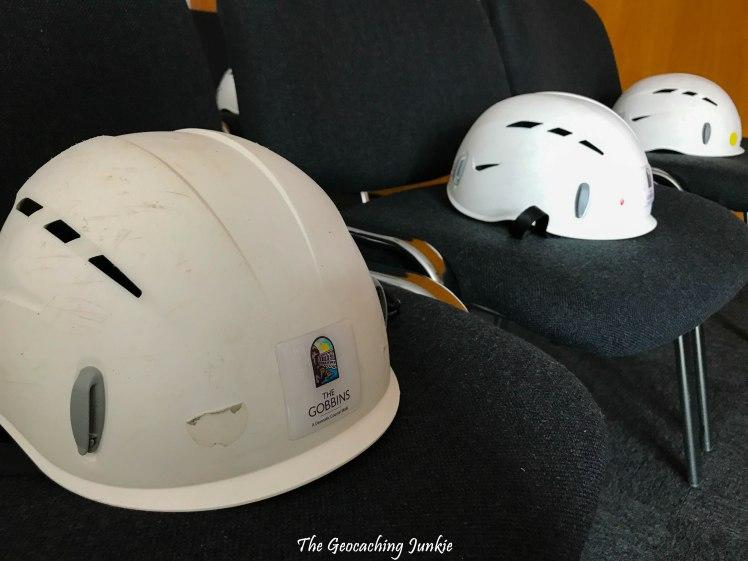 Gobbins helmets