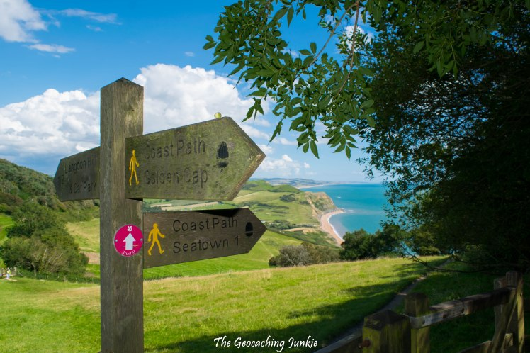Geocaching on England's Jurassic Coast | The Geocaching Junkie