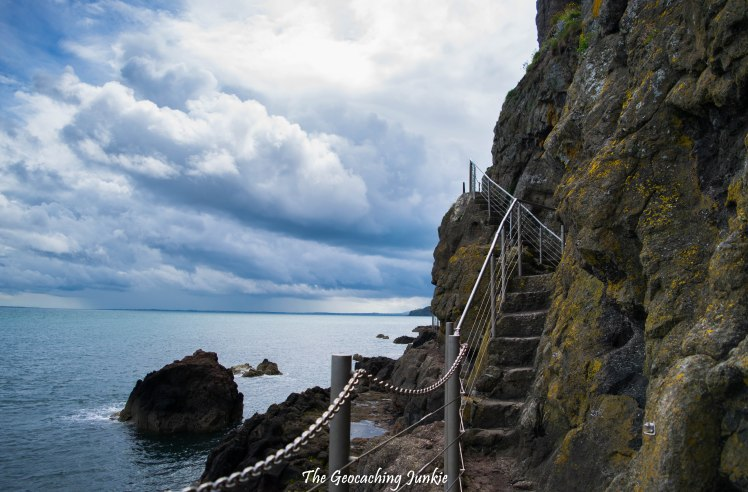 The Gobbins path-4