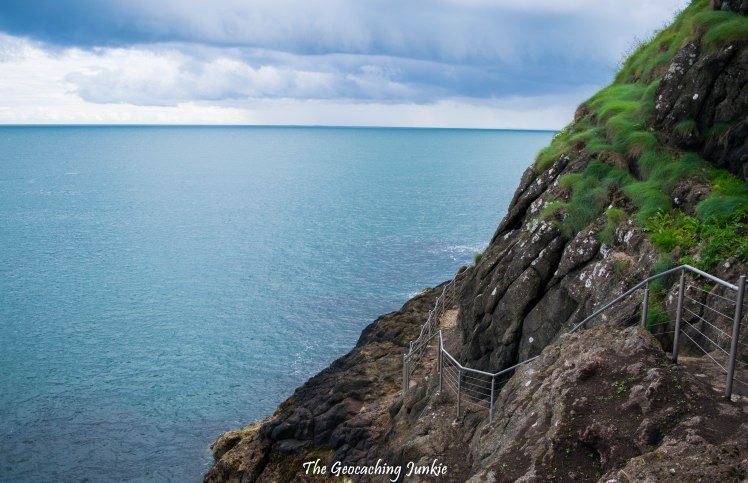The Gobbins path-8